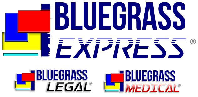 Bluegrass Express | Medical Legal Courier Delivery & Logistics